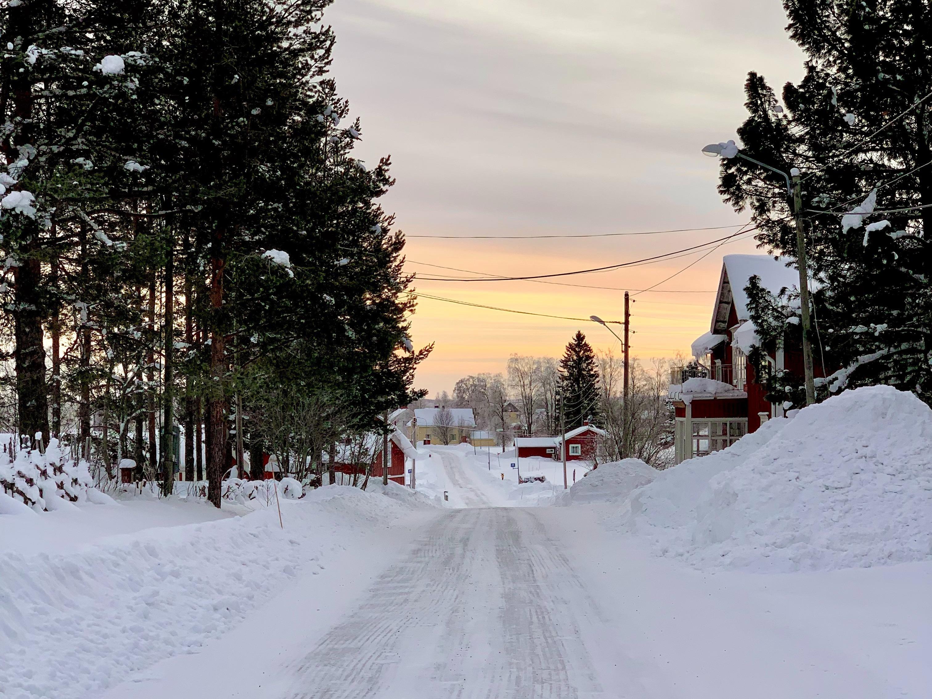 Vinterrundan - Unbyn