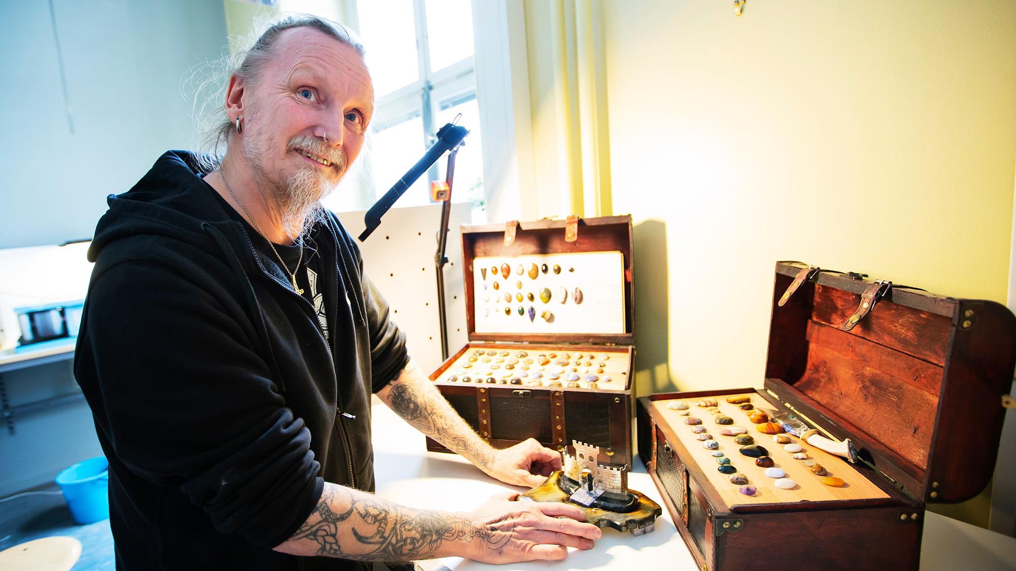 Bild på Niklas Johansson