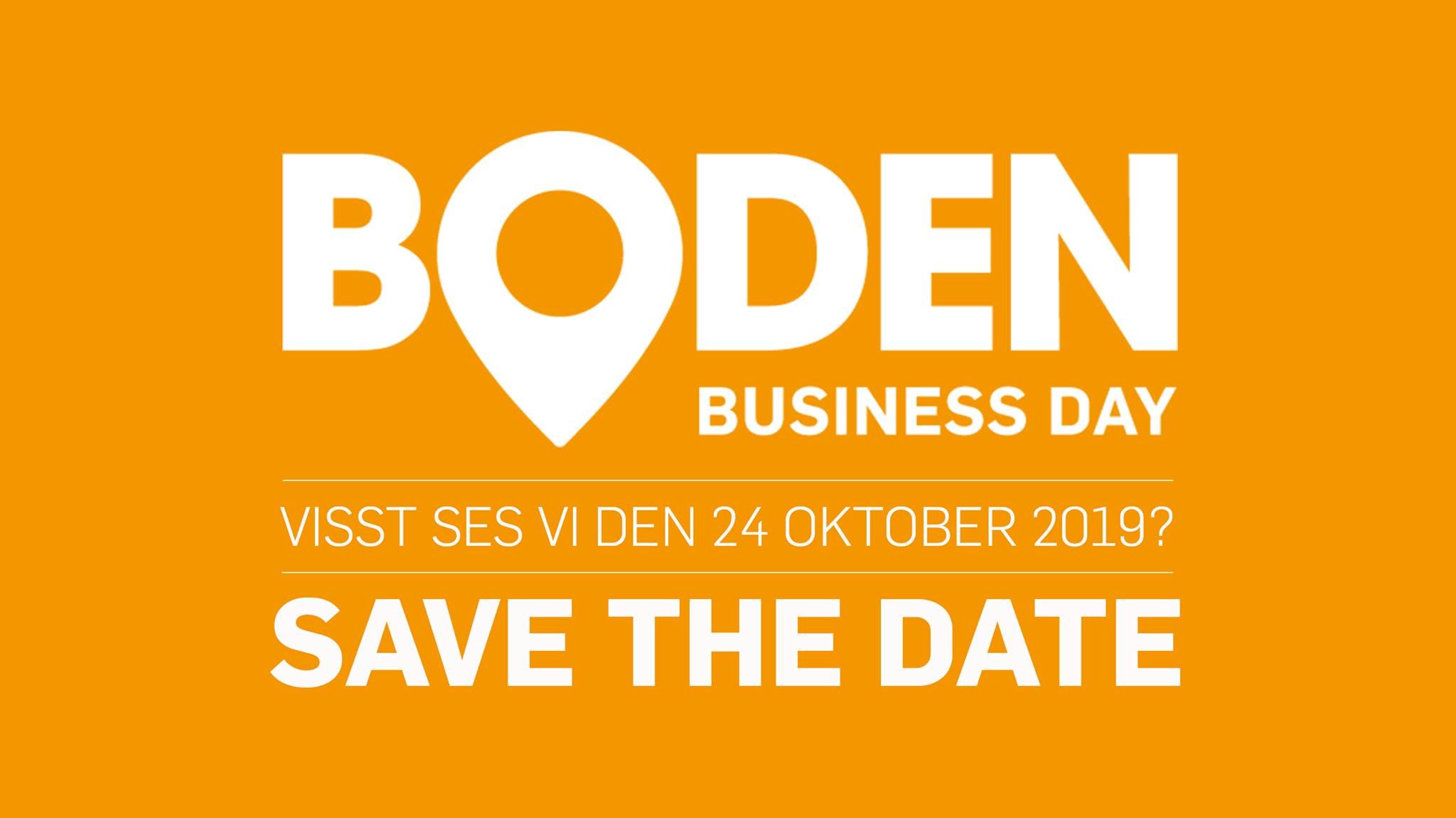 Boden Business Day 2019