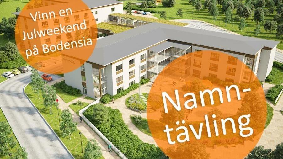 Namnge Norrbottens modernaste äldreboende