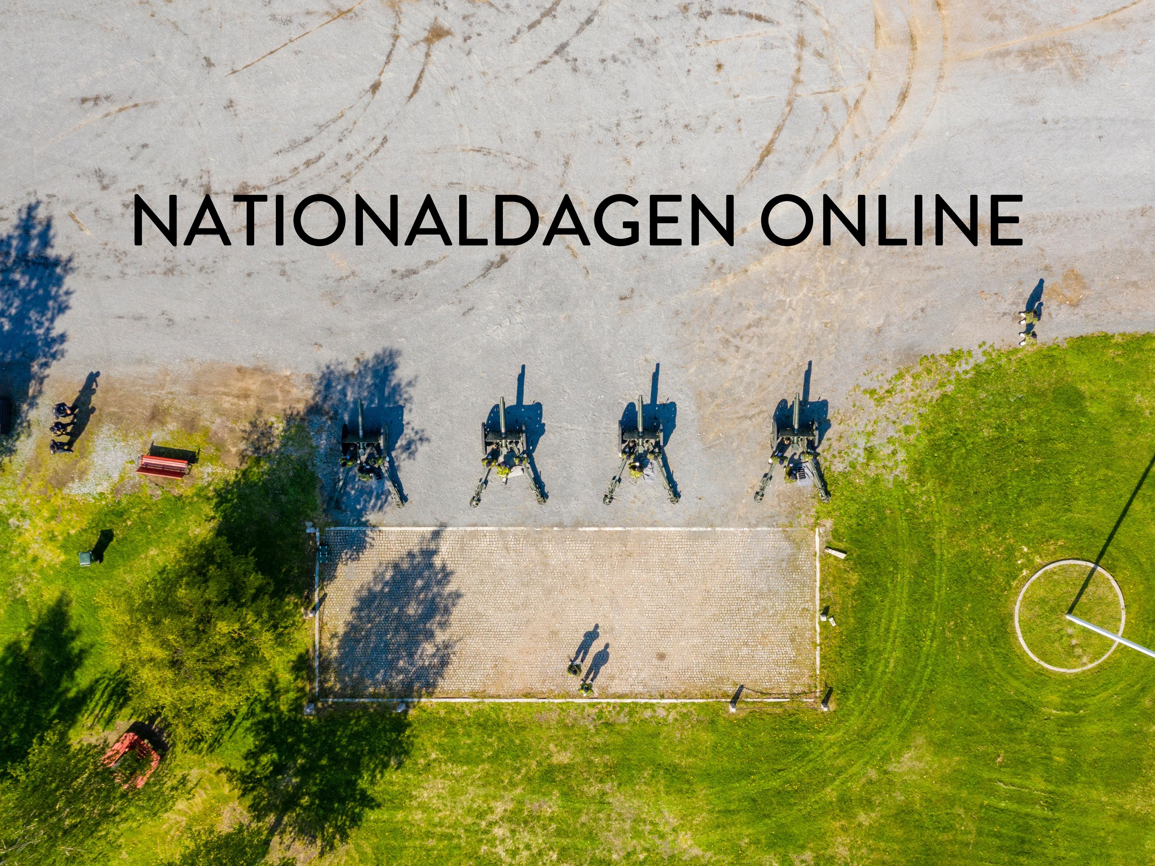 Nationaldagen online
