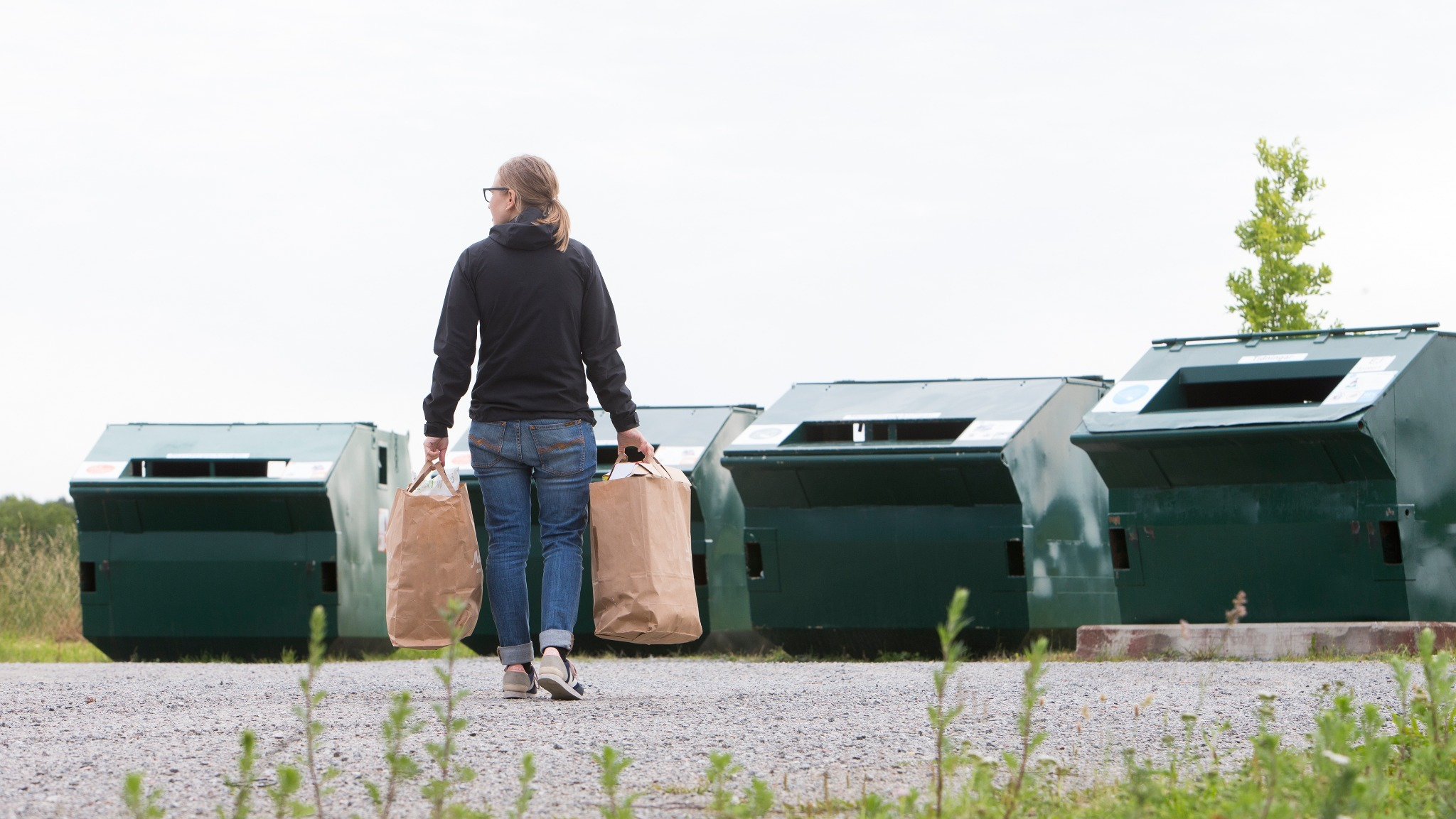 FTI tar över ansvaret för återvinningsstationer