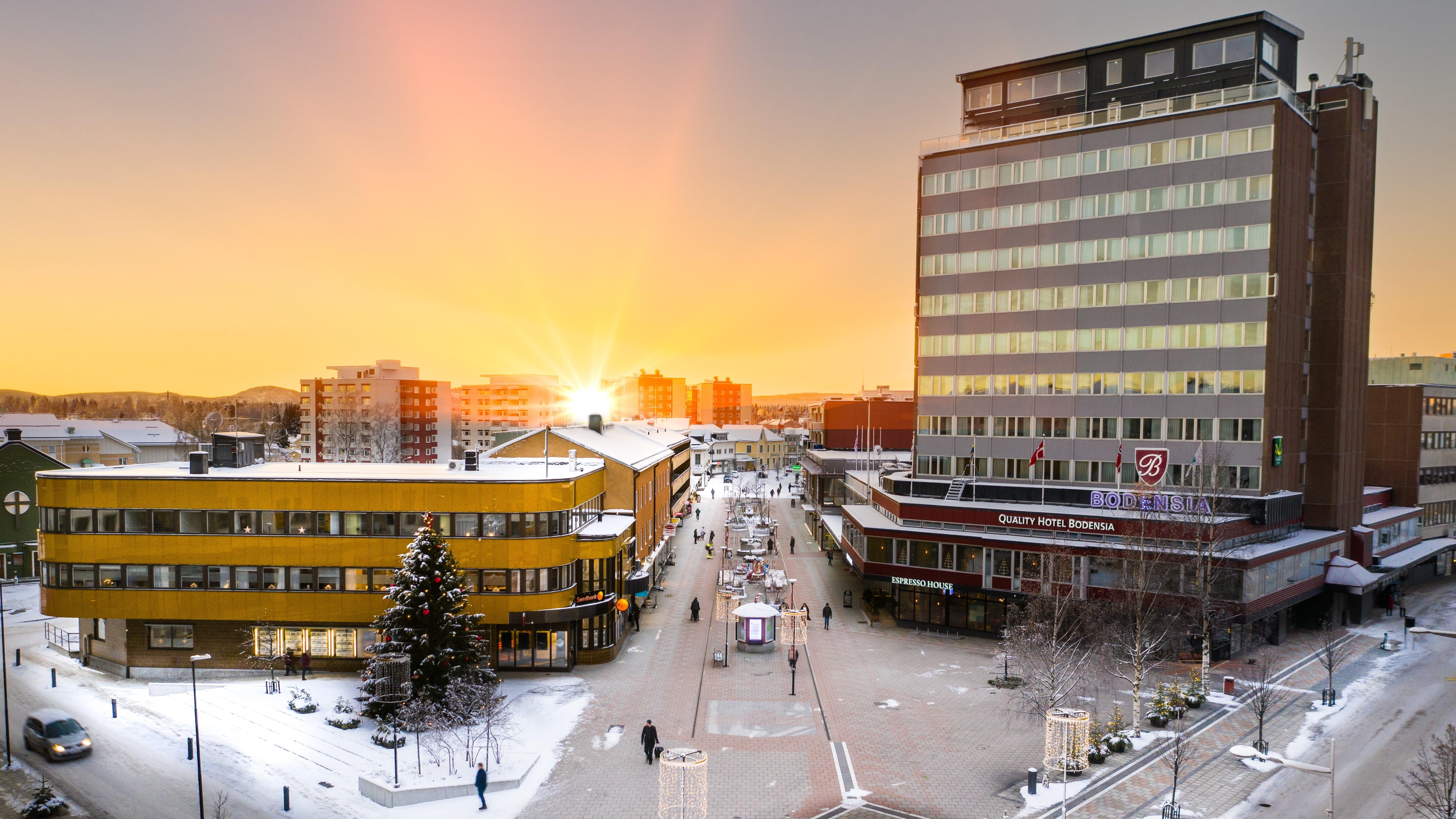Svara på 20 frågor om utveckling av näringslivet i Bodens kommun för bättre stöd