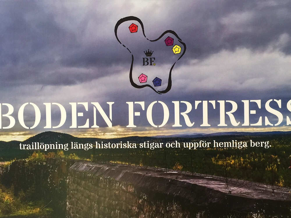 Boden Fortress Run 2018