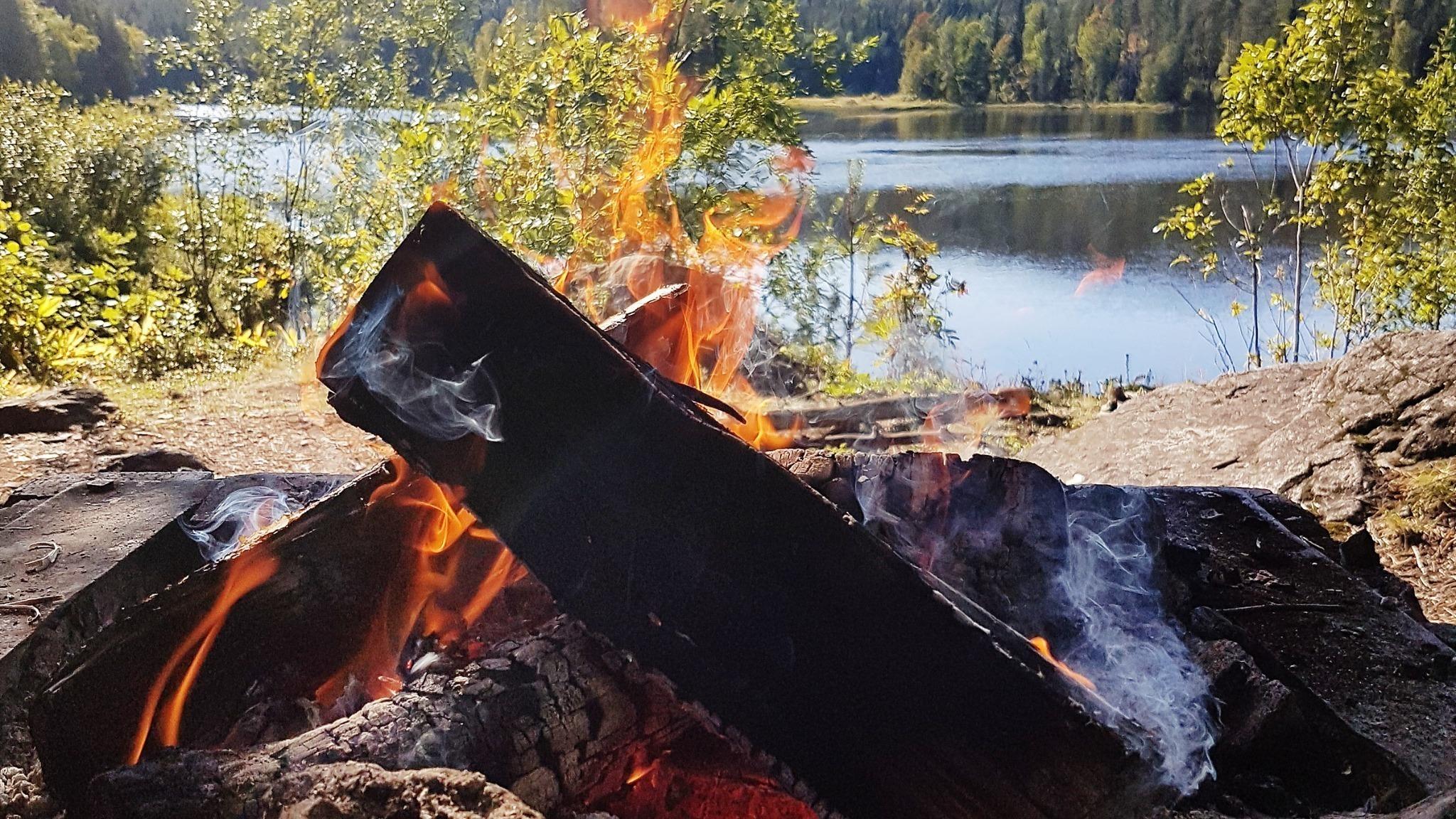 Risk för skogsbrand i Boden
