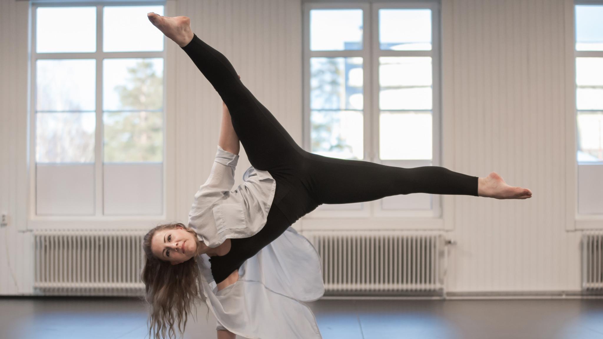 Nytt projekt ska tillgängliggöra dans för barn och unga med funktionsvariation