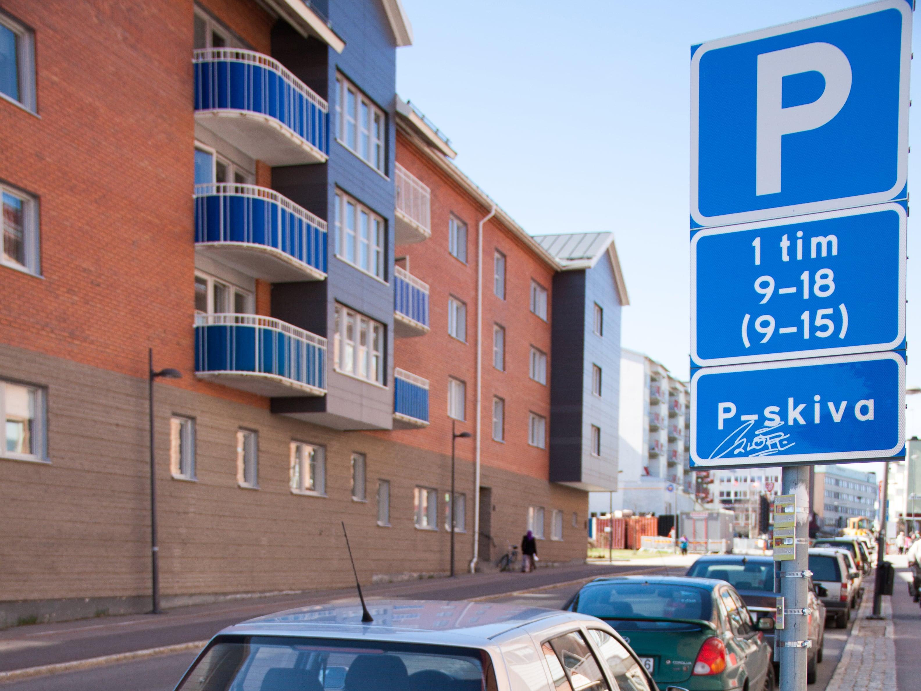 Parkering - Krönika från Bodens kommun i Gratistidningen, vecka 25 2019.