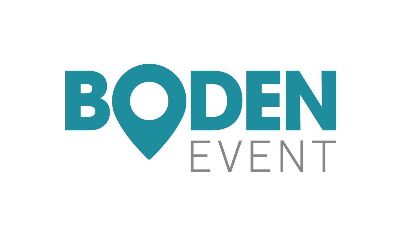 Boden events logotyp