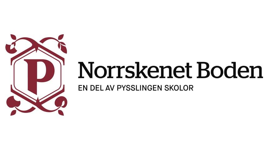 Logotyp: Norrskenet i Boden - En del av Pysslingen skolor