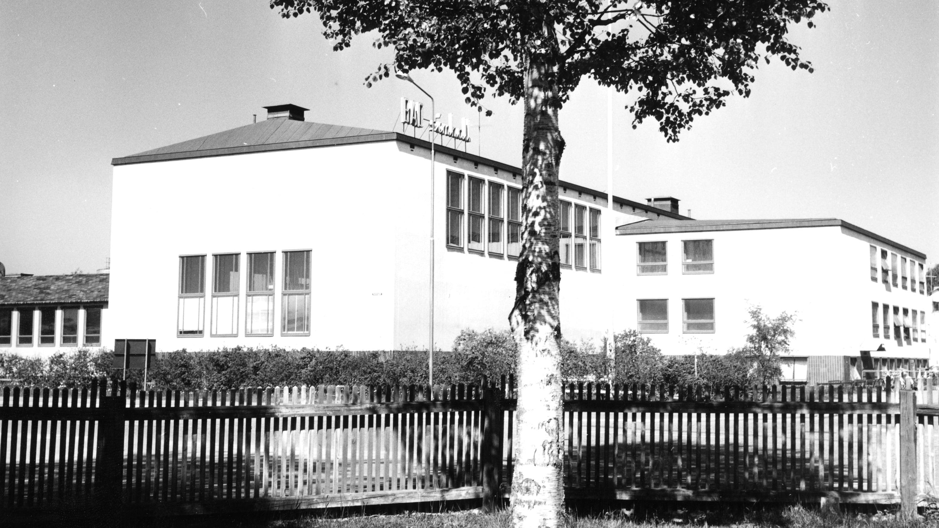 Bild på gamla Badhuset - Krönika från Bodens kommun i Gratistidningen, vecka 3 2019.