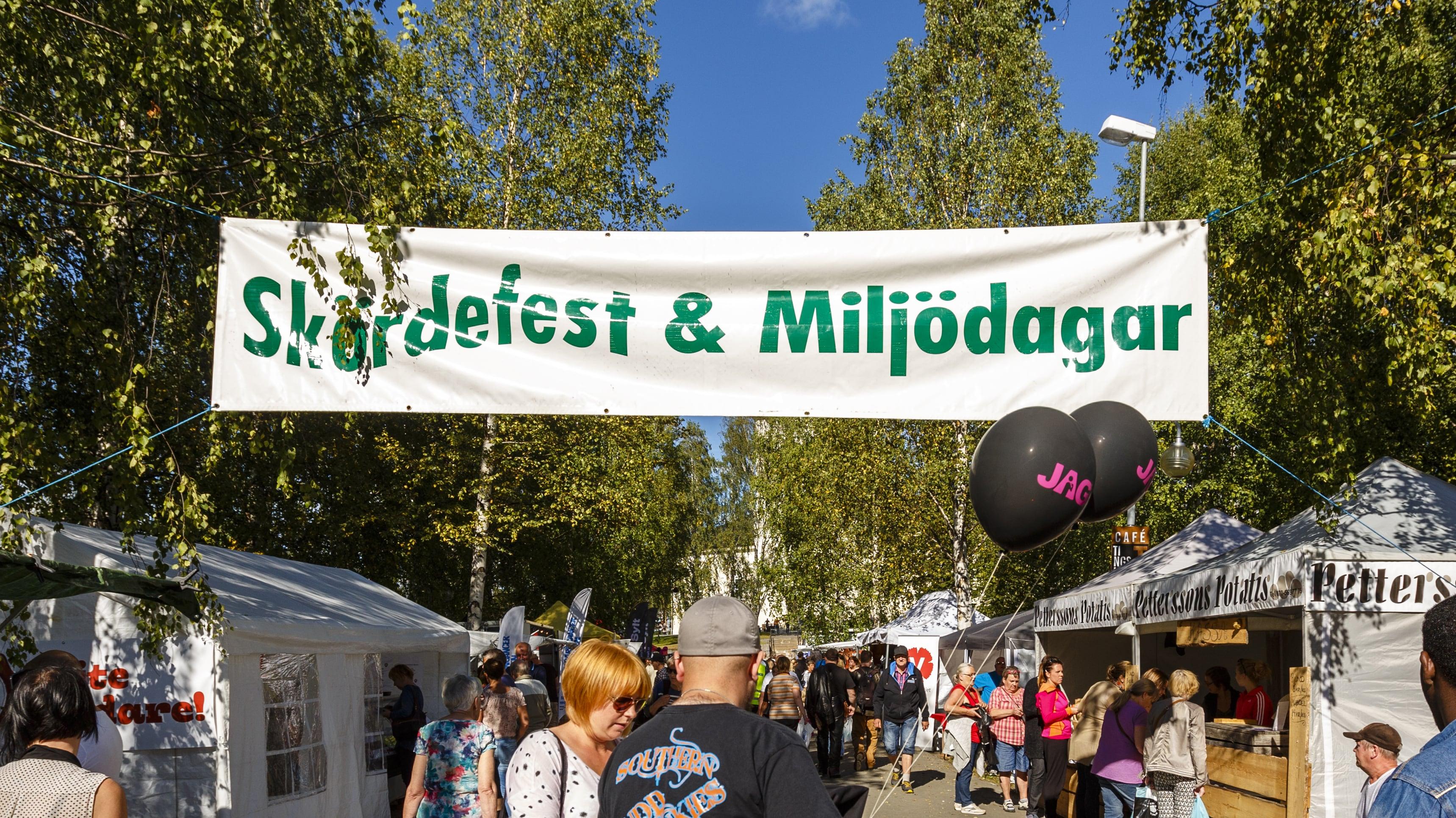 Krönika från Bodens kommun i Gratistidningen, vecka 32 2019 - Skördefest och miljödagar