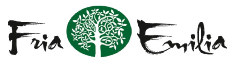 Fria Emilias logotyp