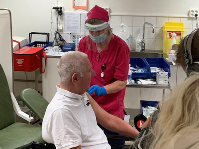Vaccination mot covid-19 för dig som har hemtjänst eller trygghetslarm