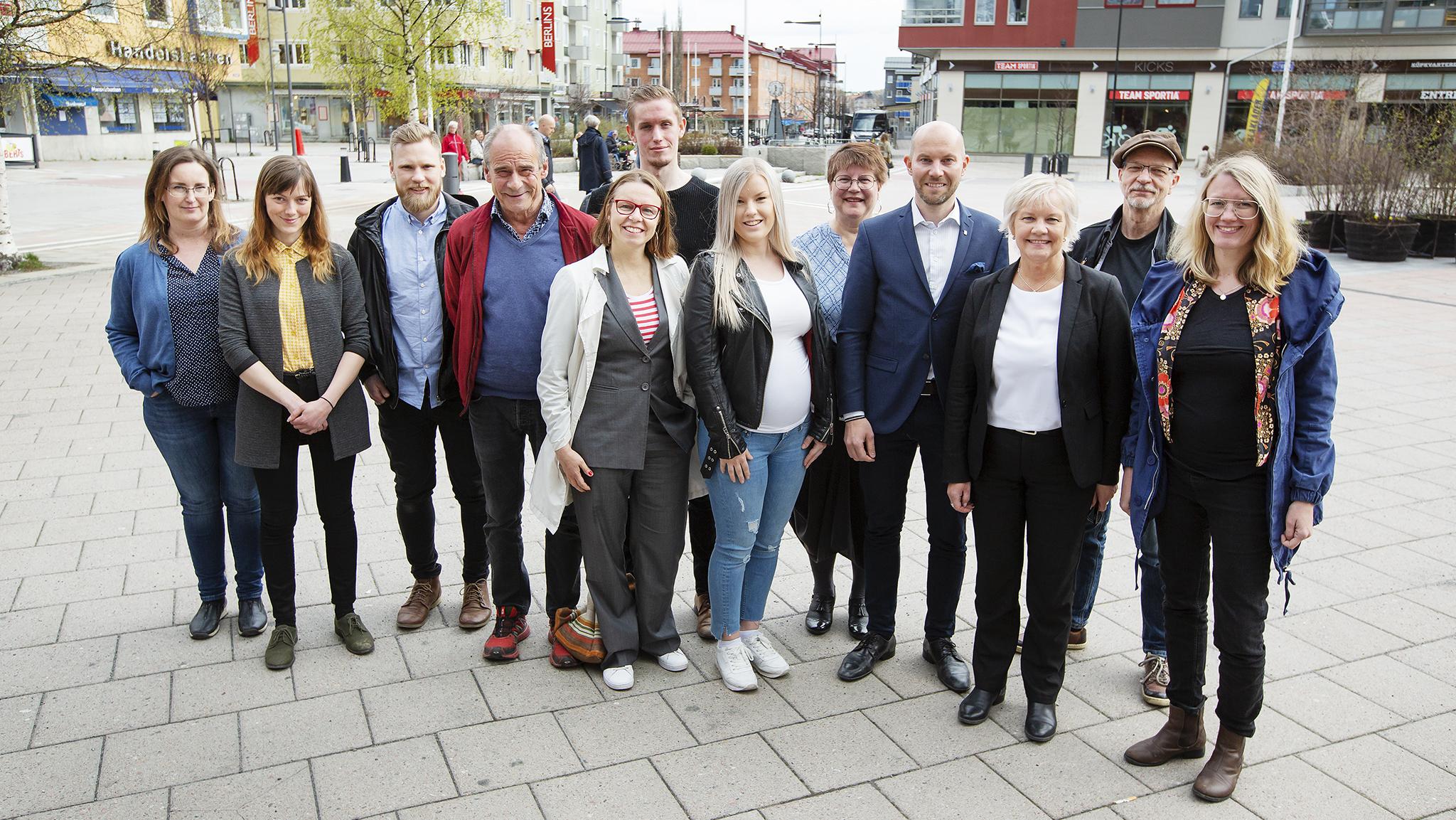 Gänget bakom Boden Alive 2019