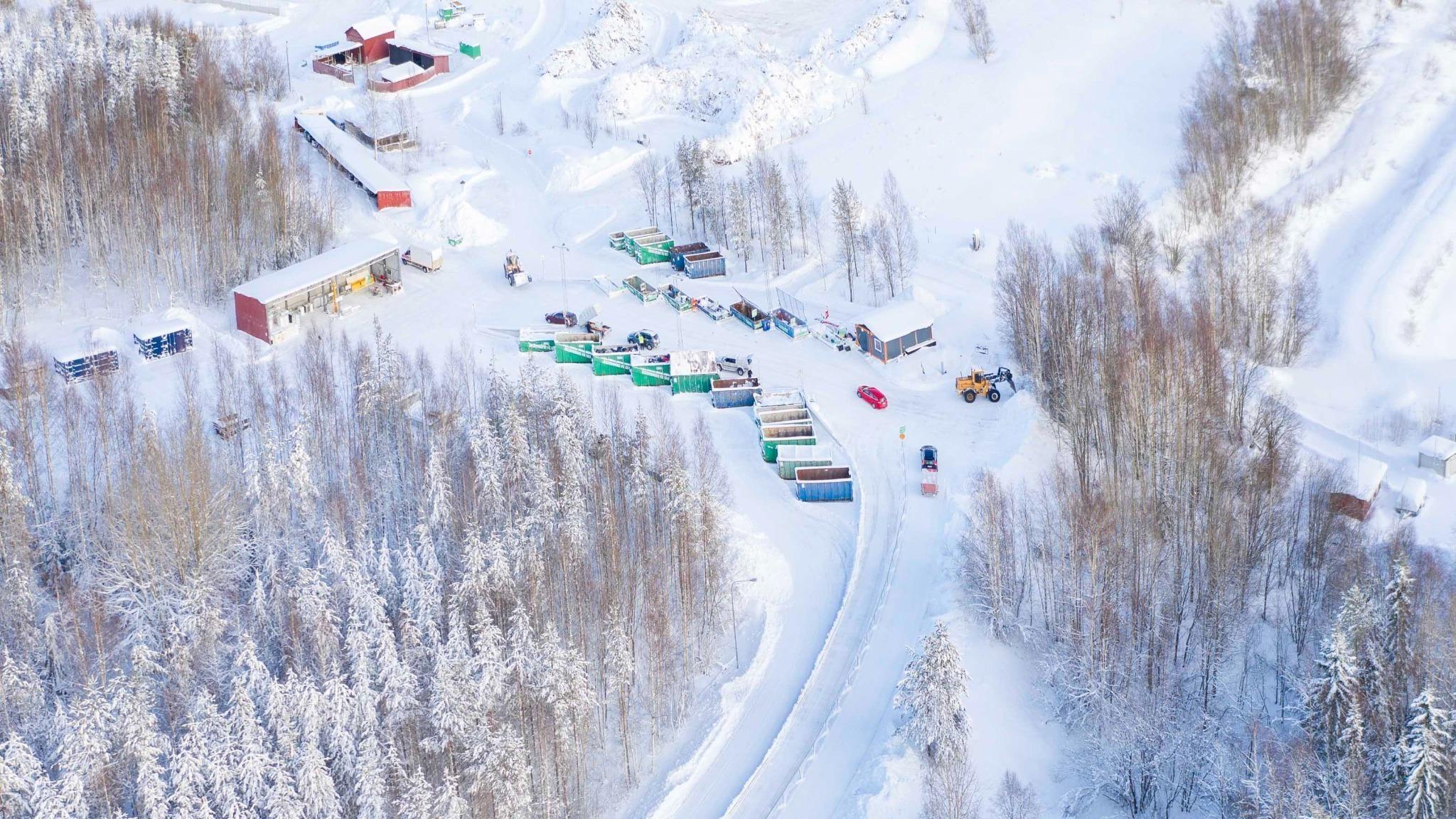 Insamling av slaktavfall på Bodens ÅVC upphör fr.o.m. den 1/1 2021