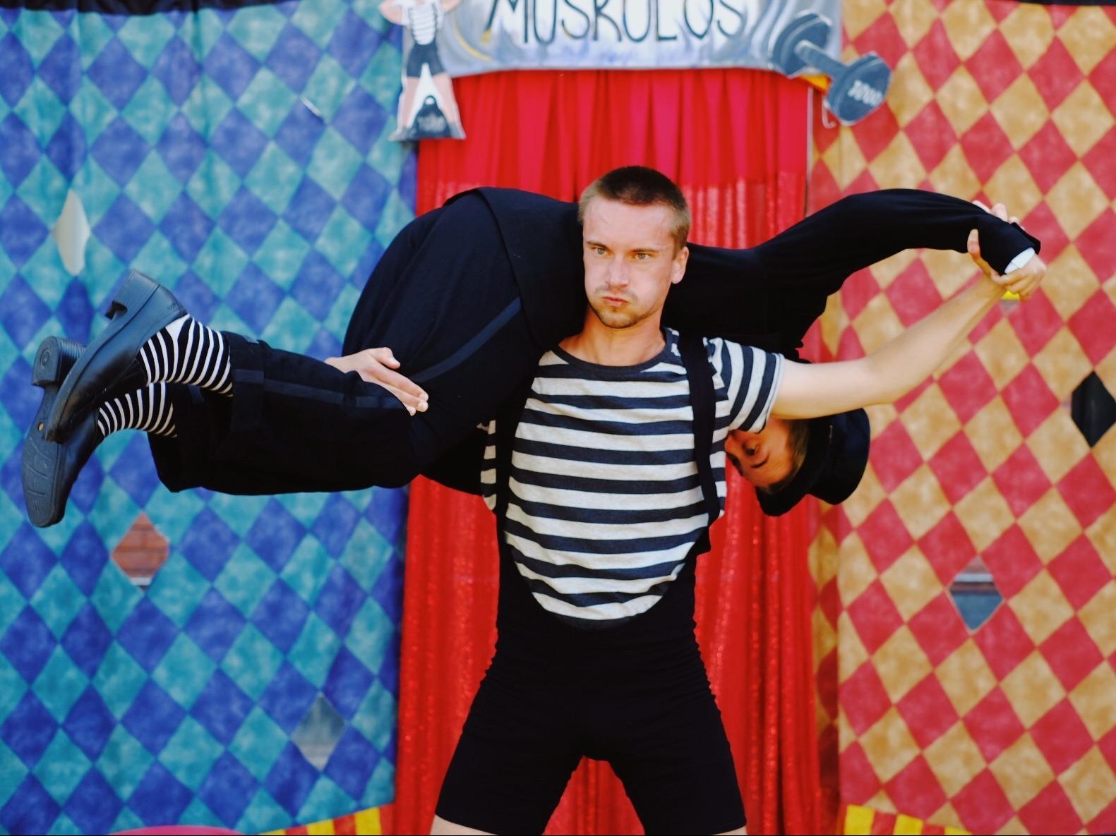 Cirkus Pimpinett
