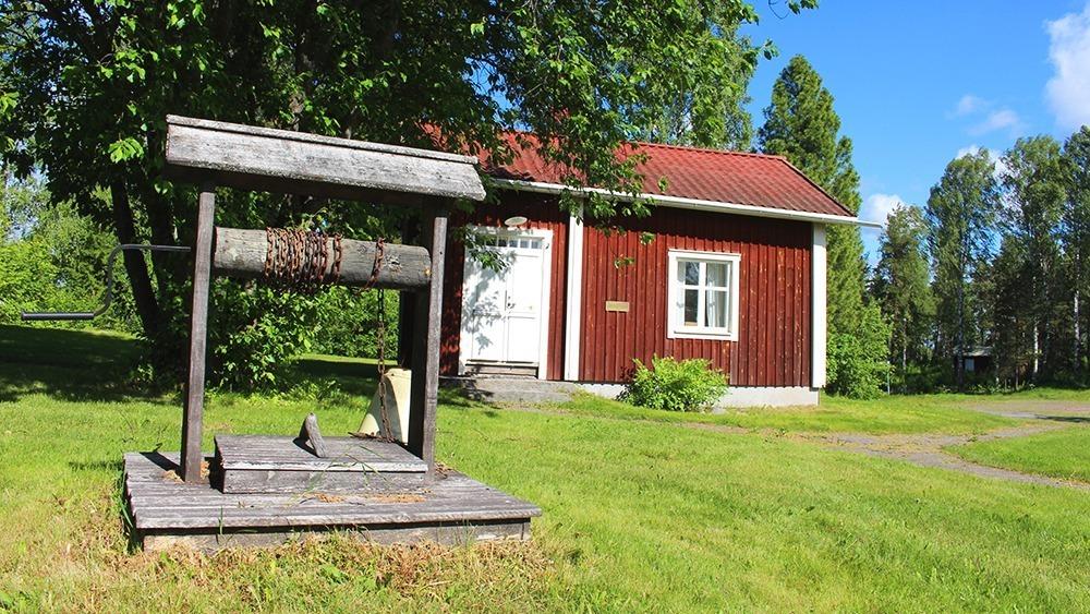 Soldattorp på Björknäs Hembygdsområde