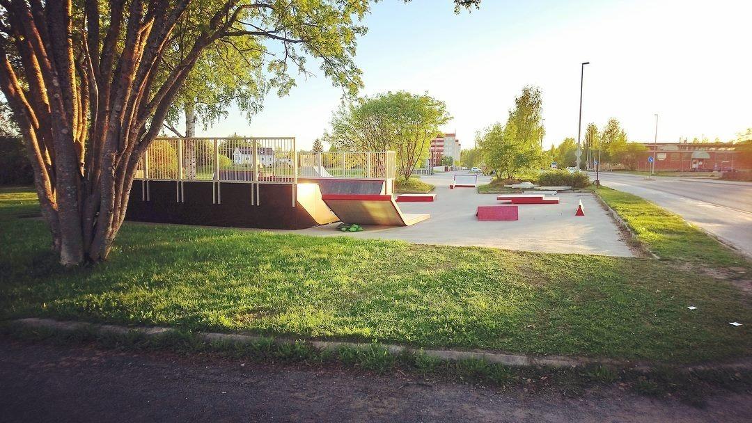 Bild på Boden Skatepark