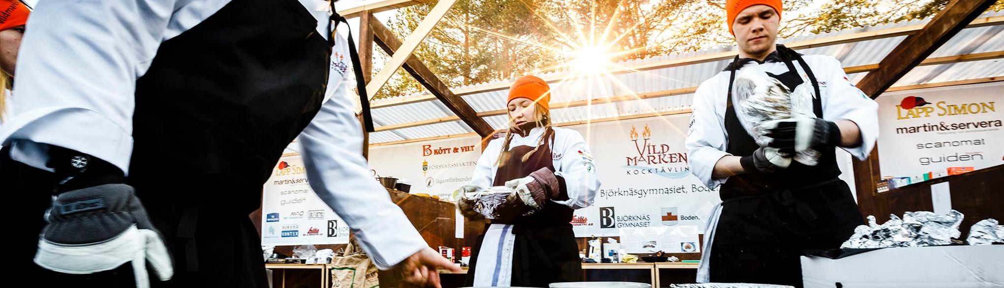 Restaurang och livsmedelsprogrammet