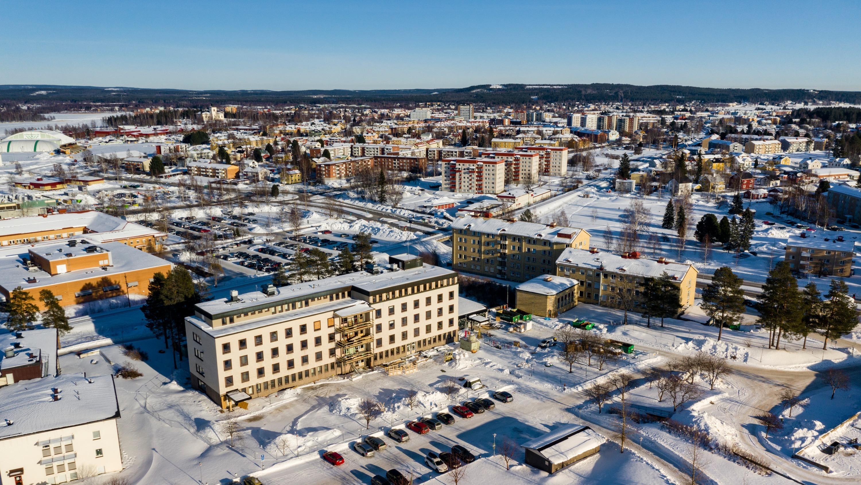 Stadsdelsutveckling Sveafältet/Lundagård